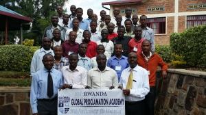GPA rwanda