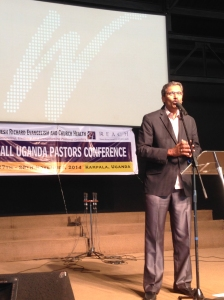 rr speaking in uganda