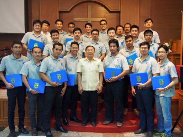 GPA Thailand graduates